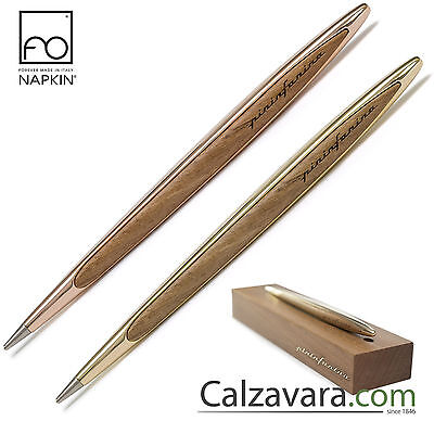Napkin Forever Pininfarina Cambiano Limited Gold Rose Gold Edition