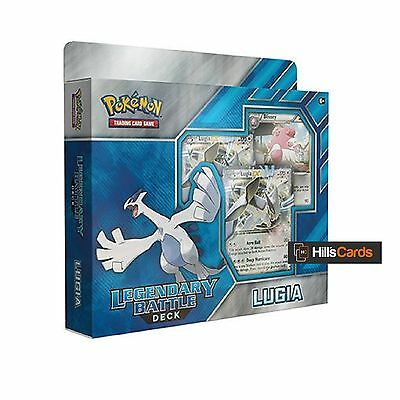 Pokemon TCG Legendary Battle Deck - Lugia EX - Trading Card Game