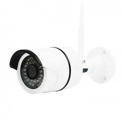 ZIPATO - IP Outdoor Camera with Night Vision HD 720P (NCM754GC)