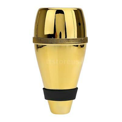 Silencer Light-weight Practice Trumpet Straight Mute for Trumpets-New P9F4