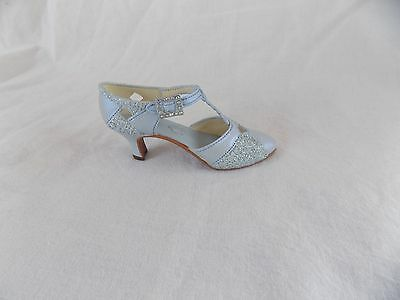 """2000 Just the Right Shoe """"Something Blue"""" by Raine #25417 - Never Displayed COA"""