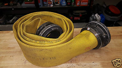 """Red Head 5"""" - 125 and 10 feet Fire Hydrant Hose #2"""