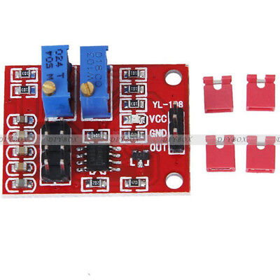 NEW NE555 Pulse Module LM358 Duty Cycle Frequency Adjustable Module Square Wave