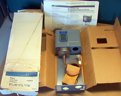 Johnson Controls Penn Low Side Pressure P70Ab-2
