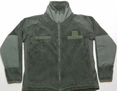 Polartec Thermal Pro L3  ECWCS GEN III Fleece Jacket Med Reg Foliage Green!