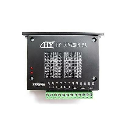 HY-DIV268N-5A CNC Single Axis TB6600 0.2-5A Hybrid Biphase Stepper Motor Driver