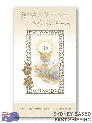 First Holy Communion Card Especially for you
