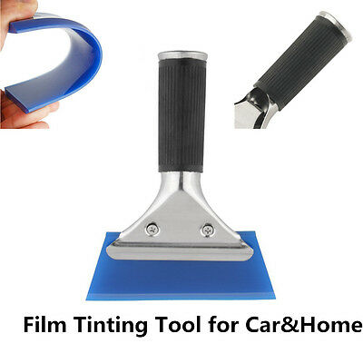 Car Film Applicator Home Tint Wrapping Squeegee Tool flexible Wiper with handle