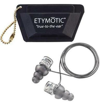 New Etymotic ER20XS High Fidelity Earplugs