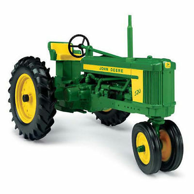 John Deere Assorted 520 or Model BW Tractor Toy Replica/Collectable 1:16 by ERTL
