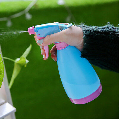 Plastic Watering Can with Trigger Sprayer Spray Bottle for Watering Moisturizing