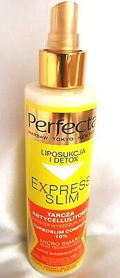 Pl/Dax Cosmetics Perfecta Express Anti-Cellulite Booster Spray +Coffee Detox