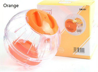 Pet Hamster Rodent Toy Jogging Exercise Ball Mice Gerbil Rat Play Plastic Toys
