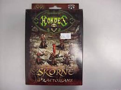 Warmachine, SKORNE PRAETORIAN SWORDSMEN Unit, PIP74009, Brand New.