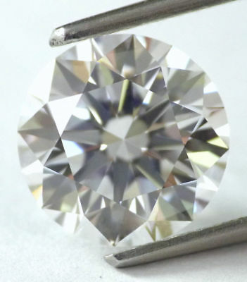 3.50 ct Loose Natural Diamond D FLAWLESS Round Brilliant Excellent Cut GIA Certi