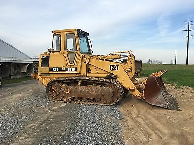 1990 Caterpillar 963 New Engine VIDEO  Financing Available