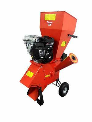 New Parklander PSC-76-B Chipper/Shredder 6.5 hp Loncin - Takes Palms