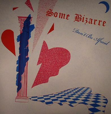 "SOME BIZARRE - Don't Be Afraid - Vinyl (12"")"