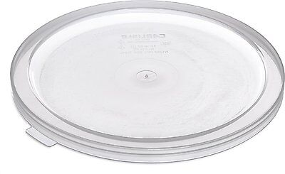 Carlisle 125230 Bains Marie Round Storage Container Lid, Fits 12, 18 or 22 quart