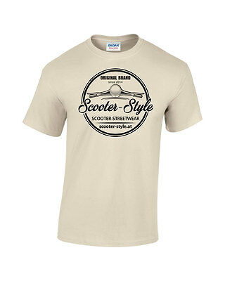 Scooter-Style Shirt