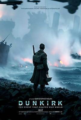 Dunkirk Original Movie Poster – Advance Style Tom Hardy Mark Rylance