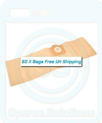 A691H Pack of 5 5 x VACUUM CLEANER HOOVER BAGS FOR STIHL SE61 SE62