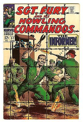 Sgt. Fury And His Howling Commandos 57