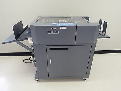 USED Duplo DC-615 Slitter/Cutter/Creaser Latest Updates and Serviced