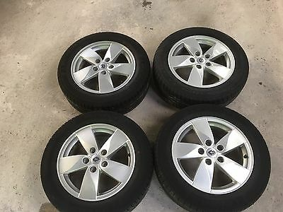 Renault Megane Scenic Mk3 16 Inch Alloy Wheels