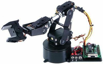 Lynxmotion AL5A 4 Degrees of Freedom Robotic Arm Combo Kit (no electronics)