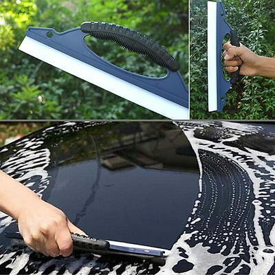 Squeegee Silicone Wiper Wash Window Brushes Car Window Clean Cleaner Soft