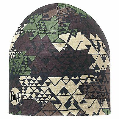 Buff   Coolmax Reversible Hat One Size Military Olive