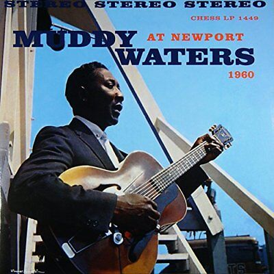 Waters, Muddy - At Newport 1960 -hq- Vinyl LP Dol NEU