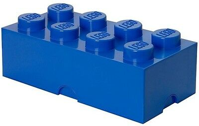 LEGO Bright Blue Stackable Box