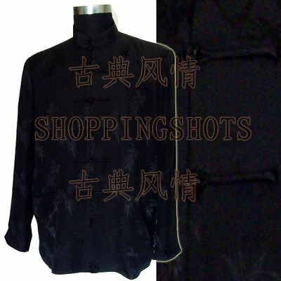 chinese coat clothing clothes for men silk jacket 093223 custom made service