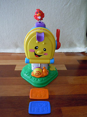 Fisher Price Letterbox Toy