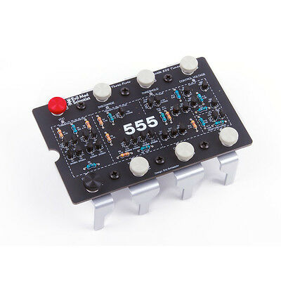 """The Three Fives"" Discrete 555 Timer Soldering Kit"