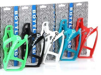 Oops!! Outdoor Sports Cycling Bicycle Plastic Water Bottle Holder Cages Mount