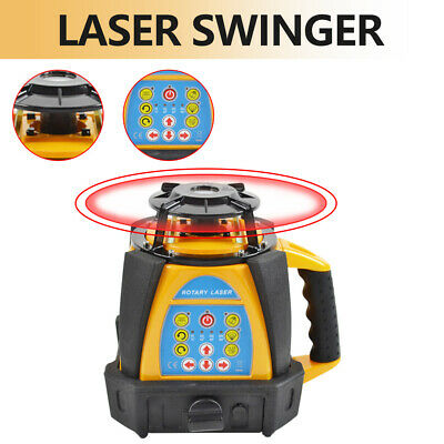 High Accuracy Self-Leveling Rotary/rotating Laser Level 500M Range Hot!