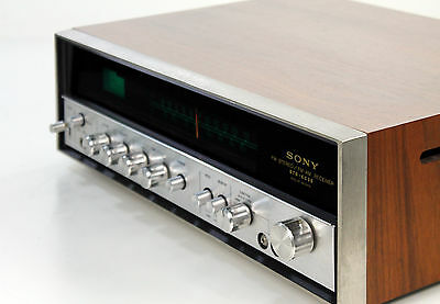Stereo Receiver Sony STR-6036 solid state