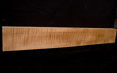 Riegelahorn / Neck Blank Flame Maple - 700/94/36mm 5A Tonholz (#N57)
