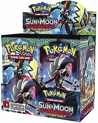 Pokemon - Sun & Moon Gardians Rising Booster Pack x 1