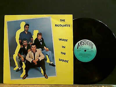 THE RICOCHETS  Made In The Shade   LP   Psychobilly  Rockabilly   Great !