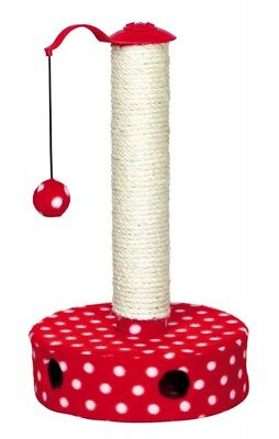 Trixie Cats Play tree, Fleece, NEW Scratch post kitten toy