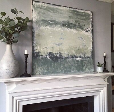 Original Contemporary Painting By Samantha Smith. New. Signed.