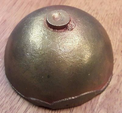 Cast Brass Medium Sized Clock Bell Suitable For Bracket Clocks & More