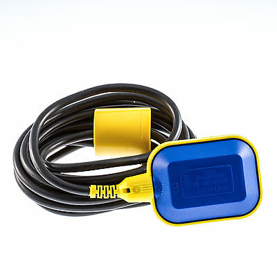 Float Switch For Liquid / Water Level Control Filling Or Emptying Applications