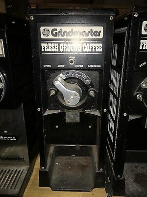 Grindmaster Professional Coffee Grinder 490 Working Perfectly