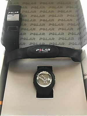 Polar F6 Men's Heart Rate Monitor Watch (black Coal)