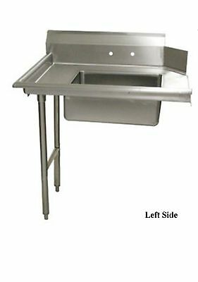 Commercial Kitchen Stainless Steel Soiled Dish Table – Left Side – 30 x 60 G